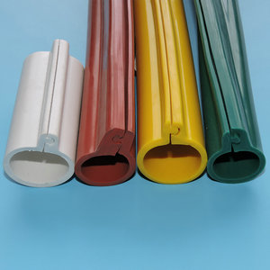 Silicon Rubber Overhead Line Cover Cold Shrink Tubing Cold